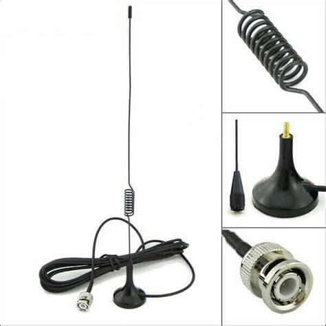 antena 3 mobil jual antena mobil magnet untuk ht vhf uhf konektor bnc