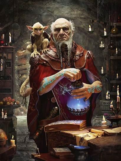 Grand Dm Wizard Dnd Easley Jeff Arcana