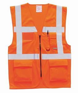 Gilet Fluo Orange : gilet hv multipoches orange fluo ~ Medecine-chirurgie-esthetiques.com Avis de Voitures