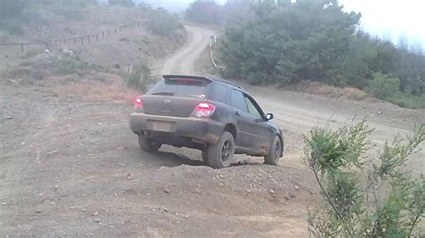 wrx wagon offroad  camber youtube