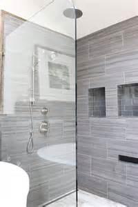 gray bathroom tile ideas 40 gray bathroom wall tile ideas and pictures