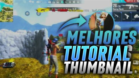 Guys welcome back to the another video of the free fire battlegrounds. Tutorial Thumbnail Free Fire - YouTube