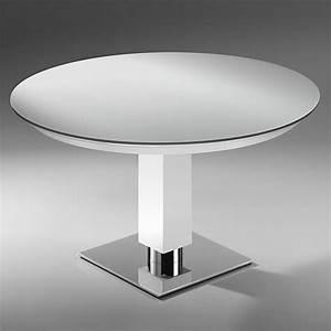 Tisch Weiß Hochglanz Ausziehbar : runder esstisch ausziehbar wei badezimmer schlafzimmer sessel m bel design ideen ~ Buech-reservation.com Haus und Dekorationen