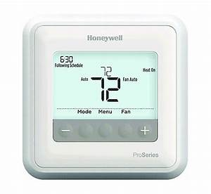 Th4110u2005  U T4 Pro Programmable Thermostat