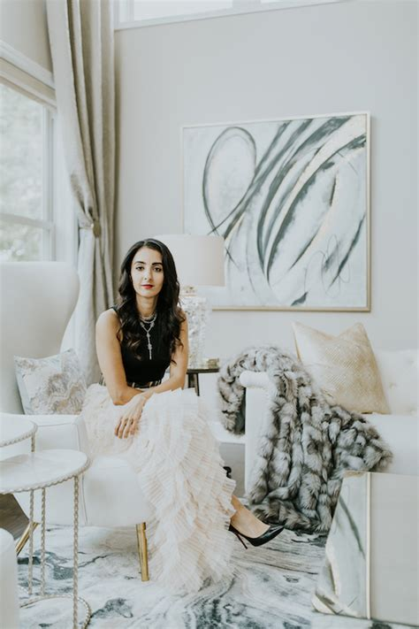 interview  inspire  home decor founder ceo farah