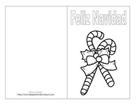 descargra gratis tarjetas de navidad para colorear navidad and