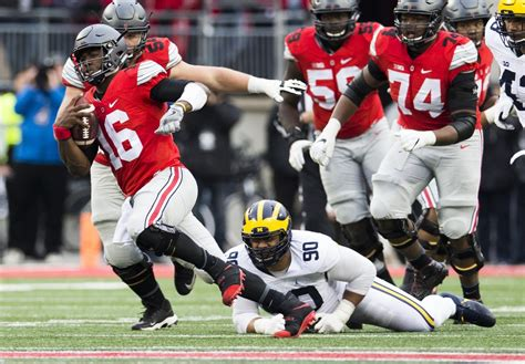 18+ Michigan And Ohio State Football Game  Images