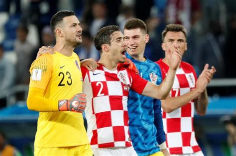 Watch Own Goal Penalty Ensure Croatia Celebrations