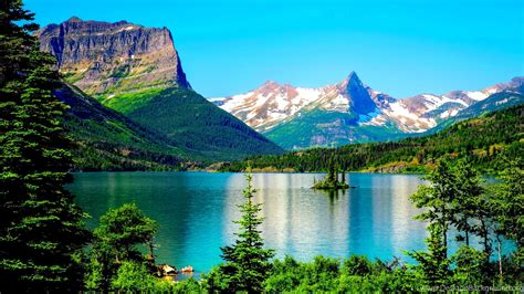 Glacier National Park Desktop Backgrounds 576217 ...