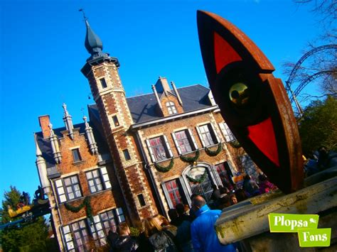 anubis the ride plopsaland de panne plopsa fans - Huis Anubis The Ride