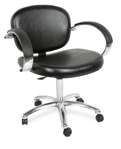 valenti task chair with gas lift and casters