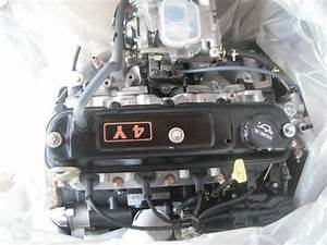 Toyota 5r Motor