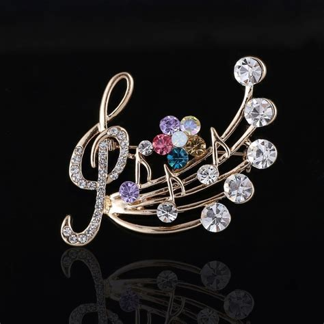 Music Note Brooch With Colourful Crystal Stones  Music. Ankle Bangles. Grey Market Watches. Alzheimers Bracelet. 14k Yellow Gold Bangle Bracelet. Jewellery Designs Beads. Ring Silver. Bead Chains. Fine Jewelry Anklets