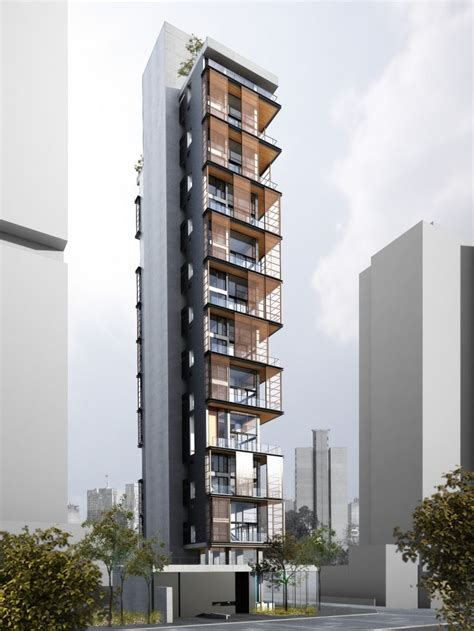 17 Best Images About High Rise Residential Building On