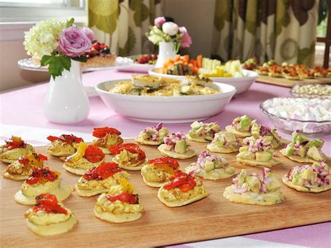 healthy canapes dinner our guide to healthy specialty diet caterers from
