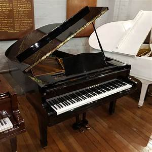 Used Yamaha G2 Baby Grand Piano - Sherwood Phoenix