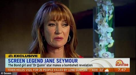 actress jane seymour age jane seymour s sexual harassment as a young actress