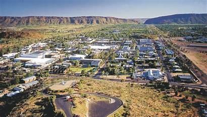 Alice Springs Town Hotel Rail Transfer Terminal