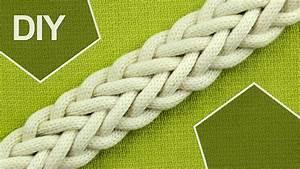 How To Make A 7-strand Double Braid