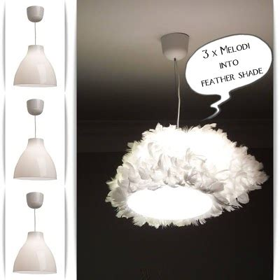melodi feather shade ikea hackers