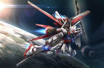 Gundam Mobile Suit Anime Seed Wallpapers Zero