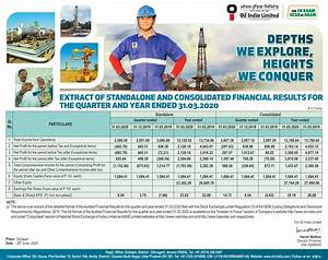 Oil India Limited  Oil