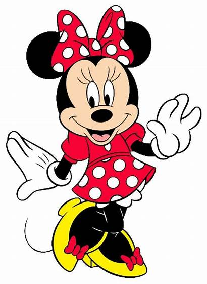 Minnie Mouse Clipart Maus Ausmalbilder Feen Bow