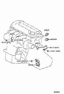 2005 Toyota Celica Relay  Air Pump  Engine  Electrical