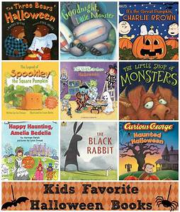 Best Halloween Books for Kids - Gathered In The Kitchen