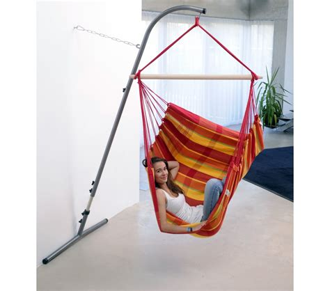 support de chaise hamac support mural palmera rockstone pour hamac chaise amazonas