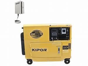 Kipor Ats Wiring Diagram