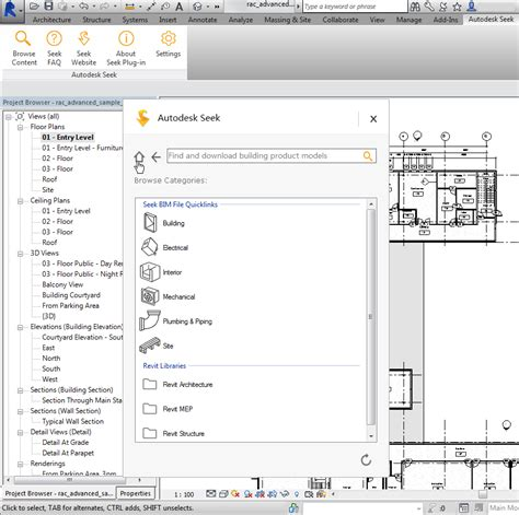 autodesk 174 seek revit autodesk app store