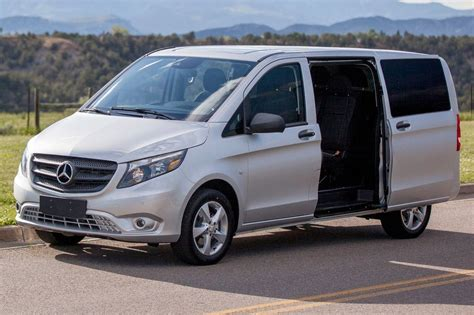 mercedes minivan used 2016 mercedes benz metris for sale pricing