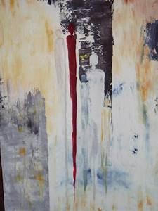Abstrakte Bilder Acryl : ohne titel von acryl power abstraktes menschen gruppe malerei ~ Whattoseeinmadrid.com Haus und Dekorationen