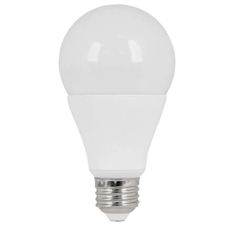 feit electric 75w equivalent warm white a21 dimmable led