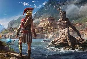 E3 2018 - Assassin's Creed Odyssey: female lead, release ...