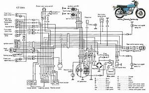 Suzuki Motorcycle Wiring Diagrams