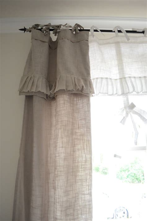 shabby chic curtains grey bedroom window treatment white grey black chippy shabby chic whitewashed cottage french