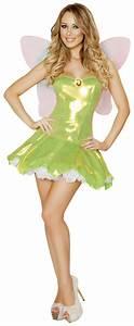 Sexy Fairy Costume, Tinkerbell Costumes, Roma Costume ...