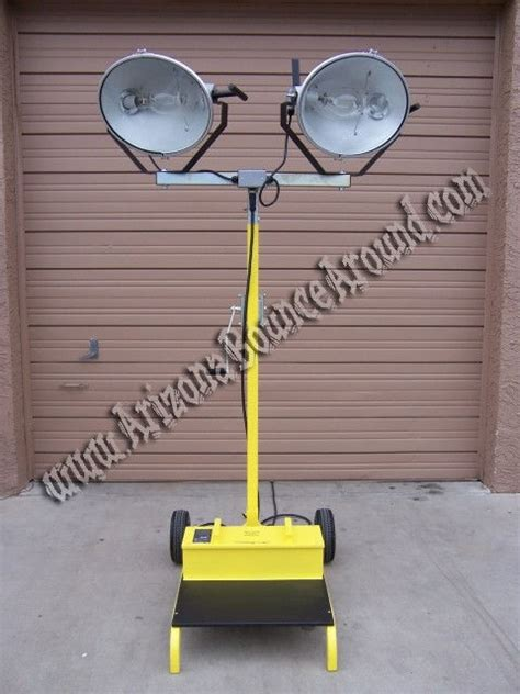light tower rental portable event lighting