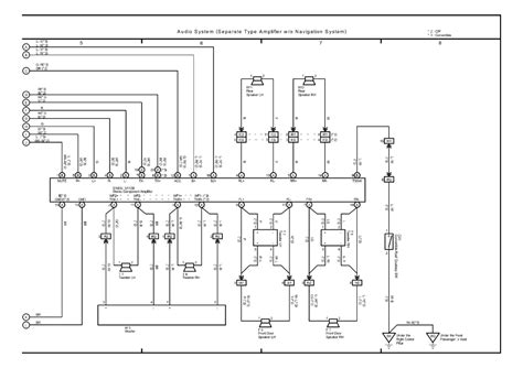2009 Toyotum Camry Ac Wiring Diagram by Repair Guides Overall Electrical Wiring Diagram 2004