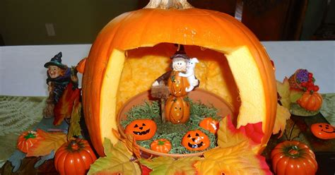 creating  halloween pumpkin house hometalk