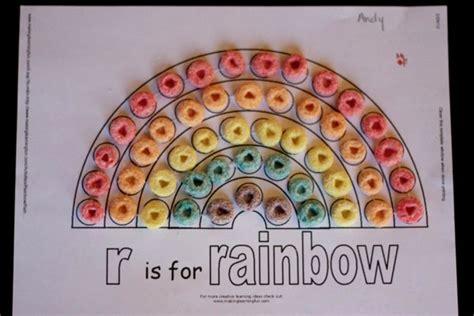 letter r activities for preschool 660   rain 1