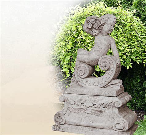 Gartenfiguren Aus Stein Kaufen  Figuren Für Den Garten