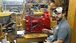 Pressure Testing Ih Tractor Hydro 3488  186  100  1066