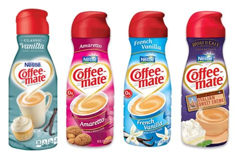 It was introduced in 1961 by carnation. New Coffee-Mate Coupon | Makes it $1.49 :: Southern Savers