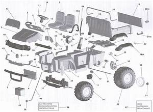 John Deere Gator Hpx Part Diagram Pertaining To John Deere