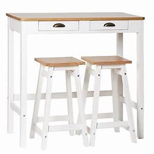 Table Bar Avec Tabouret : soldes table pas cher ~ Teatrodelosmanantiales.com Idées de Décoration