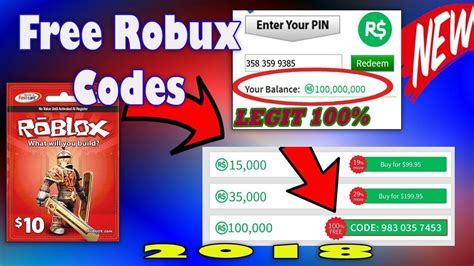 If you want to get free robux then you'll need to get a little bit creative though as promo codes. Free Roblox Codes || Free Robux Codes || Robux gift card ...