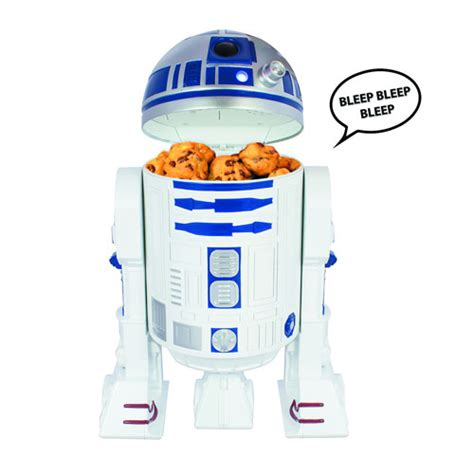 star wars r2 d2 cookie jar with sound